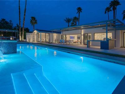 Photo for Views, seclusion, sophistication! Private hillside location with sensational panoramic views!