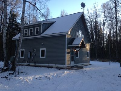 Photo for At Home In The Woods, Talkeetna
