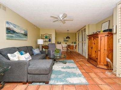 Photo for Sandy Cove - La Dolce Vita-Immaculate Ground Floor Unit W/Beach/Pier Access