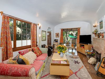 Photo for Bohemian 4BR Short Walk to Hollywood Boulevard