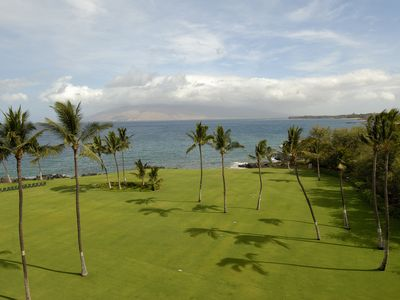 Photo for Up to 25% OFF!!  Beautiful Oceanfront Kihei Surfside 1BD Condo #608