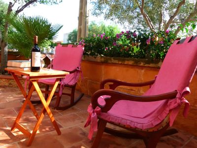 "Photo for Charming Holiday Home ""Cala Morlanda 1988"" with Garden & Terrace; Street Parking Available"