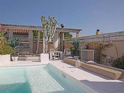 Photo for Vacation home Casa Rosa in Barcelona - 12 persons, 6 bedrooms