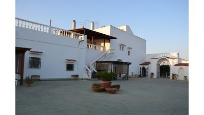 Photo for Masseria Campi - Trilo Liburno 8km from the sea