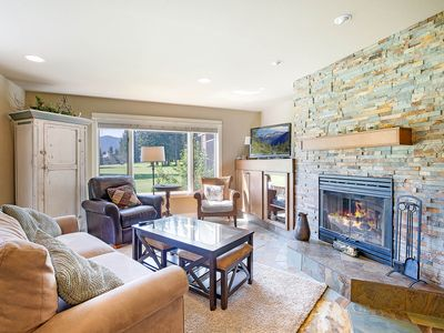 Photo for Stunning Condo Overlooking the Kahler Glen Golf Course