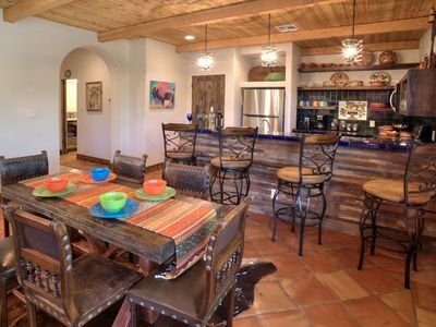Photo for NEW LUXURY IN TOWN RETREAT/CANTINA/FIREPIT/Favorite for Groups Getaways