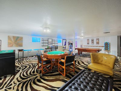 Photo for Large Game Room/Casino! 5 mins from Old Town Scottsdale! HEATED POOL! Sleeps 14