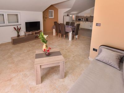Photo for 3 bedroom Apartment, sleeps 6 in Grebaštica with Air Con and WiFi