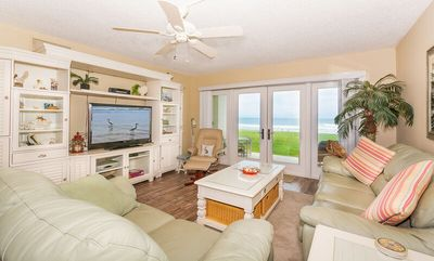 Photo for Oceanfront, Gorgeous Ground Floor Condo - Southwinds #104