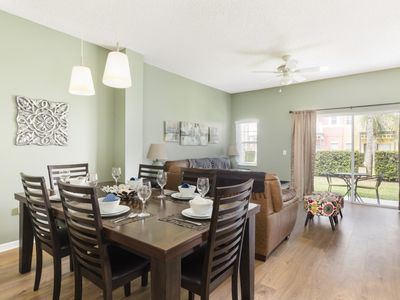 Photo for Disney On Budget - Lake Berkley - Welcome To Contemporary 3 Beds 2.5 Baths Townhome - 6 Miles To Disney