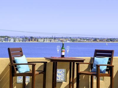 Mission Beach Rooftop Dream - Epic Bay/Ocean/San Diego Views, Sauna and Garage
