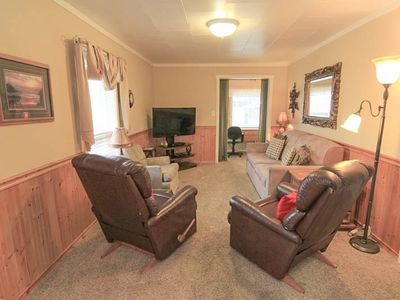 Photo for Neat, Clean Cottage is Two Blocks to Seaside Beach