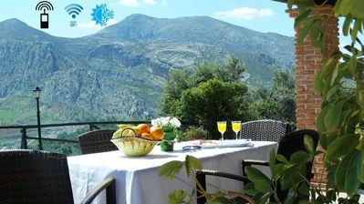 Photo for Spectacular views in the heart of Andalusia