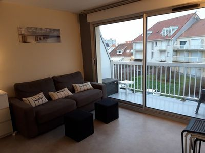 Photo for 1BR Apartment Vacation Rental in HARDELOT PLAGE
