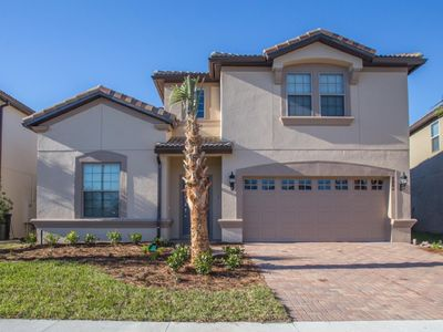 Photo for Beautiful 8 Bed Gated Pool Home At Windsor At Westside Resort From $315/nt!