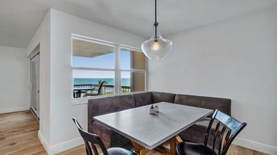 Photo for Must See!! Completely remodeled, fully furnished, condo overlooking the ocean.