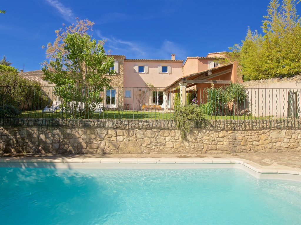 Pretty village house with 4 bedrooms 3 bathrooms and a for Houses with 4 bedrooms and a pool