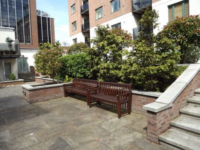 Photo for Dublin City Centre 2 Bed Apartment In quiet, very central location!