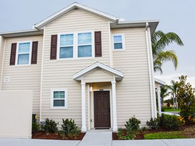 Photo for Enjoy Orlando With Us - Lucaya Village - Beautiful Spacious 4 Beds 3 Baths Townhome - 3 Miles To Disney