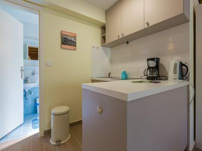 Photo for Studio flat with terrace Crikvenica (AS-5585-a)