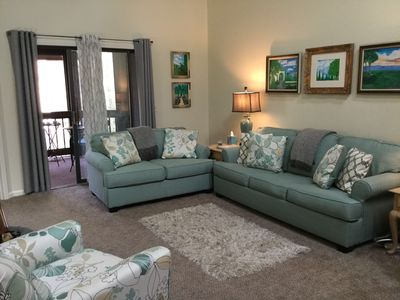 Photo for Spacious Condo-Great Mth/Wk Rate-Close Beach/Golf/Vlg./Dining On Site/Shopping