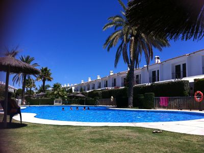 Photo for MAGNIFICENT HOUSE IN EL ROMPIDO WITH POOL AND PADDLE COURT