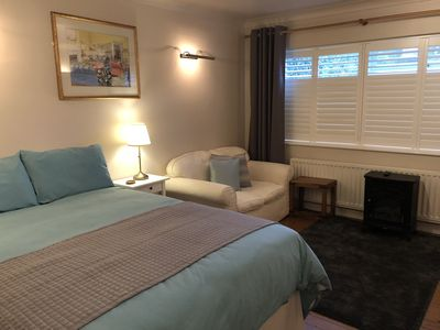 Photo for Ground floor room a short walk from Lymington town centre