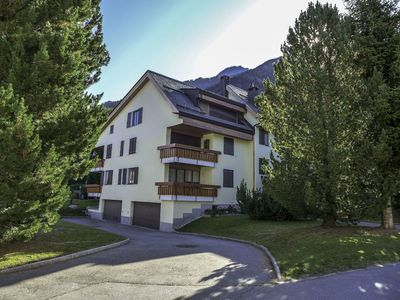 Photo for Nice apartment for 5 guests with WIFI, TV, balcony, pets allowed and parking