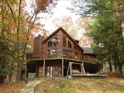 Photo for 4BR Cabin Vacation Rental in Spooner, Wisconsin
