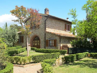 Photo for Vacation home Casa Clotilde (MSV190) in Monte San Savino - 8 persons, 4 bedrooms