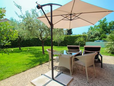 Photo for Apartment Niva with beautiful garden and terrace