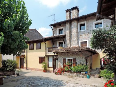 Photo for Vacation home Al Rustico  in San Giovanni al Natisone, Friuli - 4 persons, 2 bedrooms