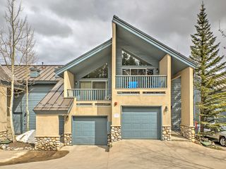 Breckenridge townhome