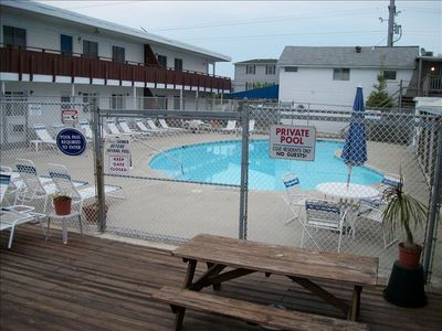 Photo for 4 BR, Bayside, Steps to Beach, Swimming Pool, Tennis Courts