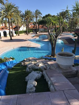 Photo for 3 Bedroom townhouse, Denia, El Palmar, 2 shared Pools, 5 minutes walk from beach