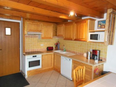 Photo for Apartment Champagny-en-Vanoise, 5 bedrooms, 12 persons