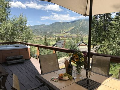 Photo for Enjoy All Four Seasons in Steamboat Springs at our Amazing Home!