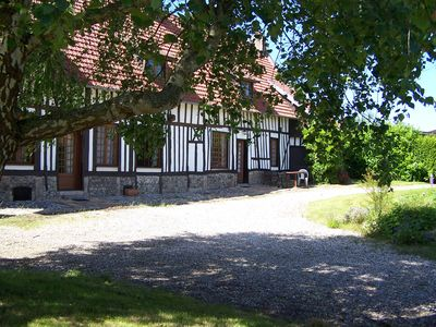 Photo for 3BR House Vacation Rental in Grèges, Normandie