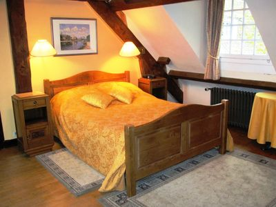 Photo for Bed and breakfast France Limousin with swimming pool