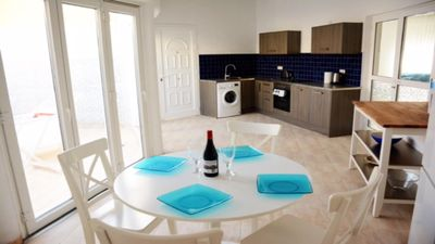 Photo for Casa Azul, Corralejo stylish, airy 2 bedroom villa close to everything
