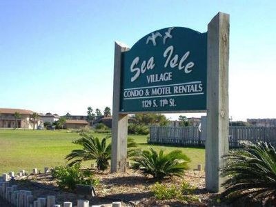 Photo for 1/1 gulf access unit at fabulous Sea Isle Village!
