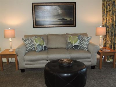 Photo for Nice 2 bedroom w/ Marsh View @ Sands Ocean Club #1619 Myrtle Beach SC