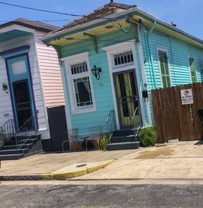 Photo for 3 blks to Frenchman- 6 blocks to French Quarter. Reserved Parking in Marigny.