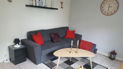 A lovely 2bedroom apartment on 1st fl in central RVK