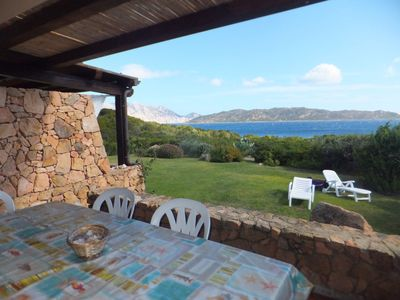 Photo for Villa with Sea View, Garden and Terrace; Parking Available; Pets Allowed