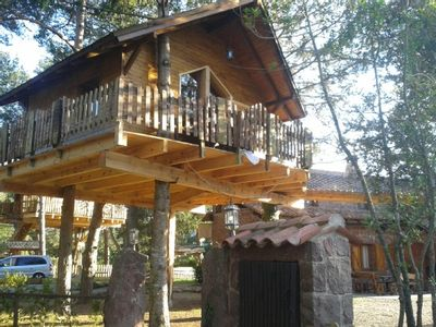Photo for Self catering El Xalet de Prades for 4 people