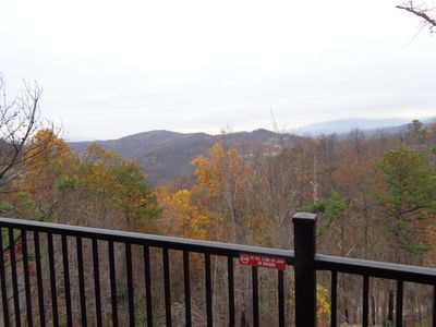 Photo for Reviews Matter! Mtn View! Newer Construction located btwn Gatlinburg & P. Forge