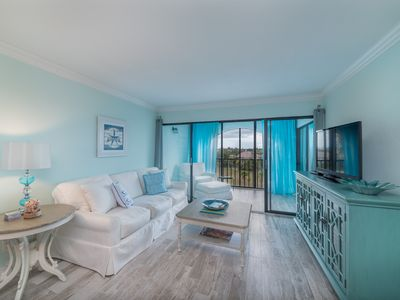 Photo for Gulf View At Anglers Cove 5th floor unit!  Completely Renovated for 2018