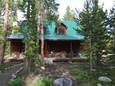 Photo for Beautiful Mountain Home close to Grand Lake and Rocky Mountain National Park