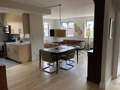 Photo for Beautiful Large Modern Two-Bedroom, Two Bathroom West Village Elevator Apartment